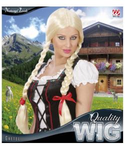 Parrucca Gretel Bionda