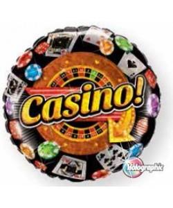 Foil Casino 46cm