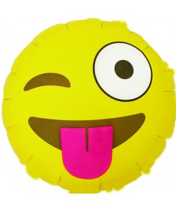 Foil Smile Occhiolino 46 cm