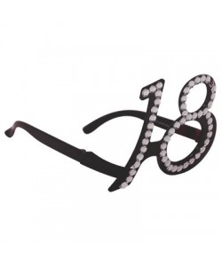 Occhiali 18 Neri