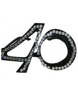 Occhiali 40 Neri