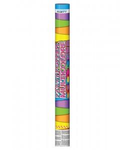 Tubo Sparacoriandoli 60cm Multicolor