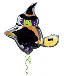 Supershape Witch 89 cm