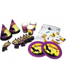 Kit Halloween Party per 6 persone