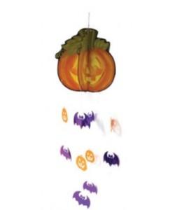 Ghirlanda Zucca con Pendenti 80 cm