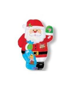 Foil Babbo Natale con Sacco (36x53cm)