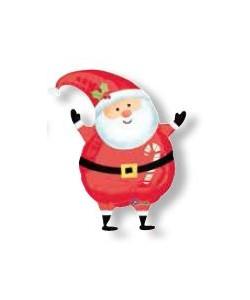 Foil Babbo Natale (48x61 cm)