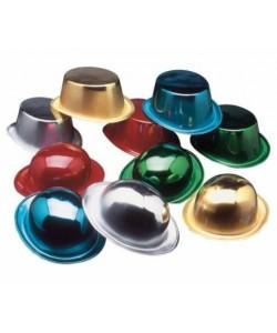 Bombetta/Cilindro Metallizzati