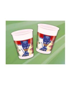 Bicchieri Super Pigiamini 200 ml 8 pz