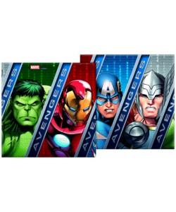Tovagliolo 33 x 33 cm Avengers Power 20 pz