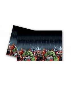 Tovaglia plastica 120 x 180 cm Avengers Power 1 pz