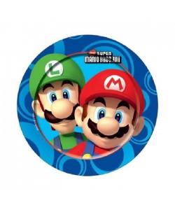 Piatto Super Mario 20 cm