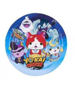 Piatto Yo-Kai Watch