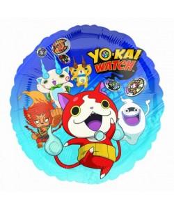 Foil Yo-Kai Watch 42 cm 1 pz