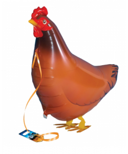 Pallone Walking Gallina 54cm