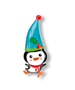 Adorable Penguin Junior Shape (33x83 cm)