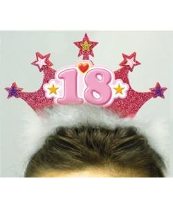 Cerchietto Glitter 18 Anni