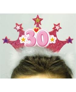 Cerchietto Glitter 30 Anni