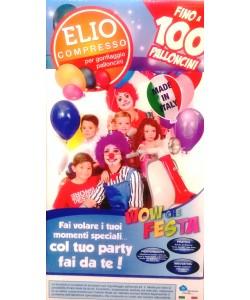 Bombola Elio da 13.65 lt   Gonfia fino a 100 palloncini