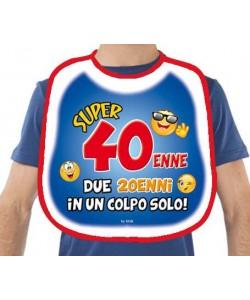 BAVAGLIONE 40 ANNI