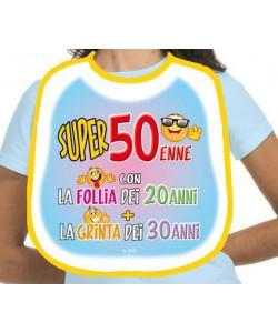 BAVAGLIONE 50 ANNI