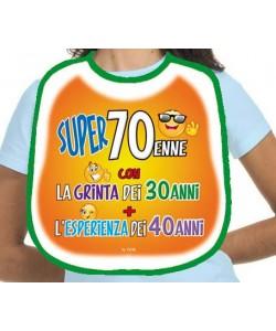BAVAGLIONE 70 ANNI
