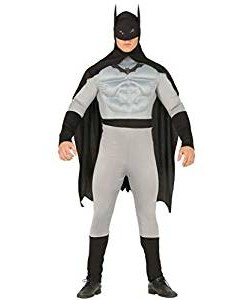 Costume Batman Adulto Guirca