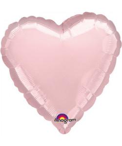 Pallone foil Cuore Rosa 42 cm 1 pz