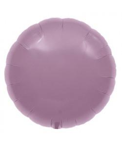 Pallone foil Tondo Lilla 42 cm 1 pz