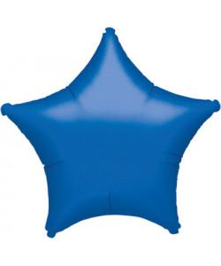 Pallone foil Stella Blu 1 pz  42 cm