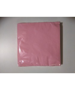 Tovagliolo Lovely Pink 20 pz 33 x 33 cm