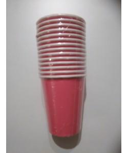 Bicchiere carta Hot Pink 14 pz 270 ml