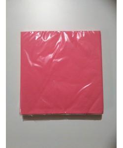 Tovagliolo Hot Pink 20 pz 33 x 33 cm
