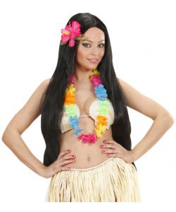 Collana Hawaiiana Multicolore Vivace F