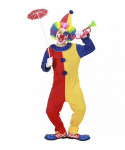 Clown (costume, cappello)