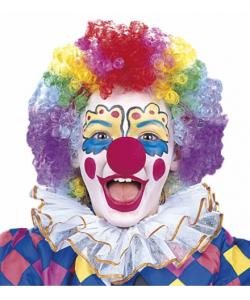 Parrucca Clown Bimbo