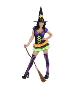 Glam Witch (vestito, cappello)