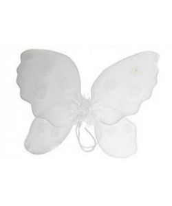 Ali Farfalla Bianche 37 x 45 cm
