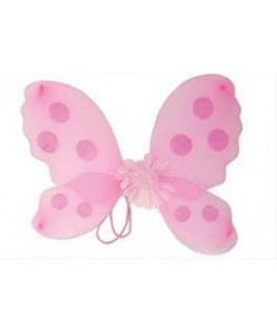 Ali Farfalla Rosa 37 x 45 cm