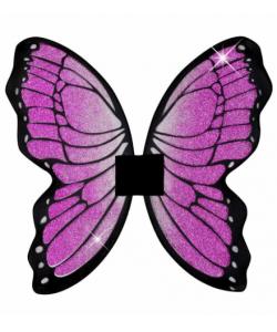 Ali Farfalla Glitter 50x50 cm - DIVERTIFESTE a0e455c0df4f
