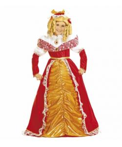 Gran Duchessa (vestito con sottogonna, copricapo) 5-10 anni