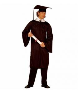 Laureato (toga, cappello)