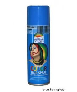 Blue Hair Spray