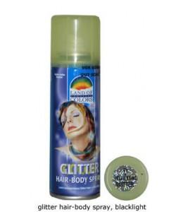Glitter Spray Blacklight