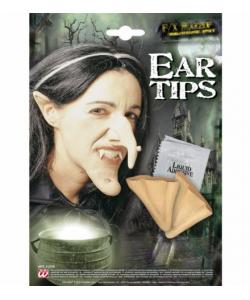 Punte per orecchie con colla