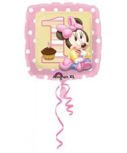 Pallone foil Baby Minnie 43 cm