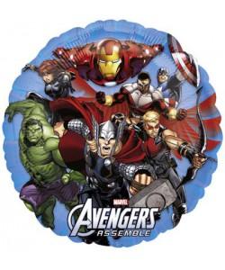 Pallone foil Avengers 43cm