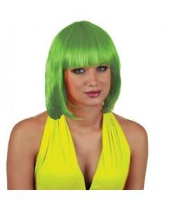 Parrucca Verde Fluo