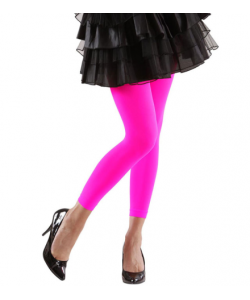 Leggins Hot Pink Fluorescente (70 DEN)