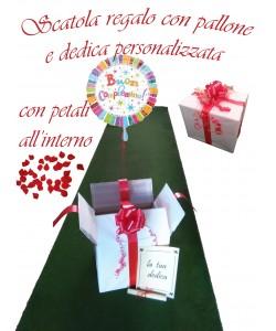 """Scatola Regalo """"Buon Compleanno"""""""